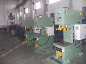 Hydrauli Single Column Press (YTT30-100 YTT30-160) pictures & photos