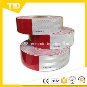 High Intensity Reflective Warning Tape for Safety (DOT c2) pictures & photos
