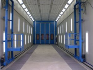 15m Bus Spray Booth / Truck Spray Booth pictures & photos