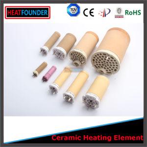 Cordierite Ceramic Tubular Ceramic Heating Element pictures & photos