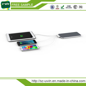 Ultra-Thin Large-Capacity 20000mAh Battery Mobile Power Bank pictures & photos