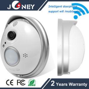 Network Door Phone IP Camera WiFi APP Remote Control Door Bell Camera pictures & photos