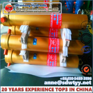 Multistage Tipper Telescopic Hydraulic Cylinder pictures & photos