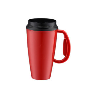 Ferrari Plastic Coffee Mug with Handle Print Your Logo pictures & photos
