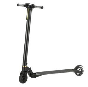 5.5inch 450cc Carbon Firber Electric Folding Kick Scooter pictures & photos
