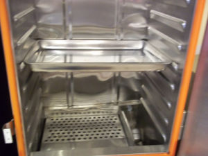 10 Trays Commercial Rice Steamer Cooker for Kitchen Equipment pictures & photos
