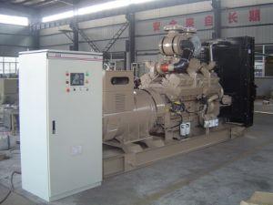 880kw 1100kVA Standby Power Cummins Diesel Generator Set pictures & photos