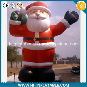 Best-Sale Xmas Use Inflatable Santa Decoration