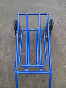 6 Whhel Can Climbing Stair Hand Trolley/Truck pictures & photos