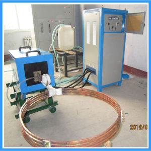 Jinlai Superaudio Frequency Induction Forging Machine for Screw Heating (JLC-120) pictures & photos
