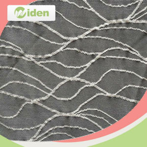 Embroidery Cording Lace 100 Nylon Nigerian Net French Lace Fabric pictures & photos