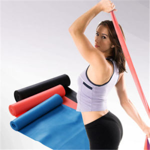Latex Band Fitness Resistance Band Latex Exercise Band pictures & photos