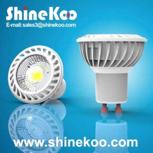 Aluminium 5W LED Ceiling Light (SUN10-GU10-5W-A) pictures & photos