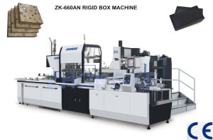 Rigid Box Making Machinery (ZK-660AN) pictures & photos