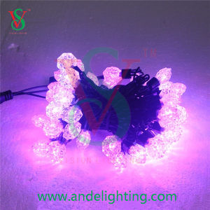 LED Crystal Diamond String Light for Christmas Decoratioin pictures & photos