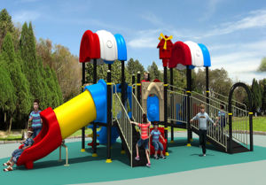 2016 Outdoor Disabled Children Playground pictures & photos