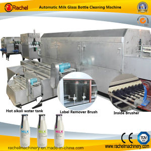 Automatic Glass Milk Bottle Recycle Machine pictures & photos