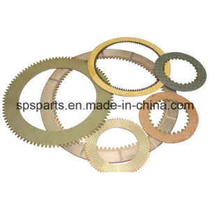 Spare Parts Manufacturer Steel Mating Friction Plate pictures & photos