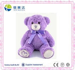 Lavender Dried Grain Heatable Teddy Bear pictures & photos