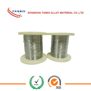 Manufactured Pure Nickel Wire Ni200 with Low Resistivity pictures & photos
