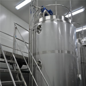 Stainless Steel Top Mixing Tank pictures & photos