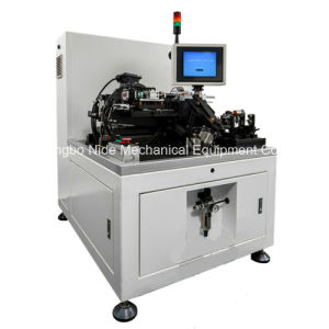 Semi-Auto Rotor Balancing Correction Machine pictures & photos