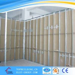 C Stud/U Track/Wall Angle/Steel Frame/Steel Profile/Steel Channel 50*30*0.5mm pictures & photos