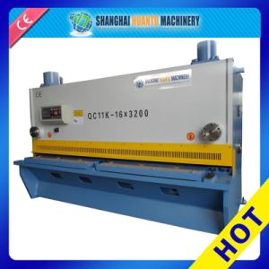 QC11y Steel Plate Guillotine Shearing Machine pictures & photos