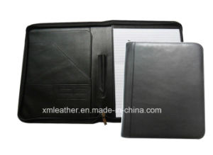 New Designed Soft Leather Document Holder File Folder pictures & photos