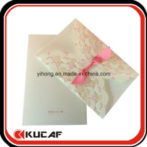 Custom Laser Cut Wedding Invitation Card pictures & photos