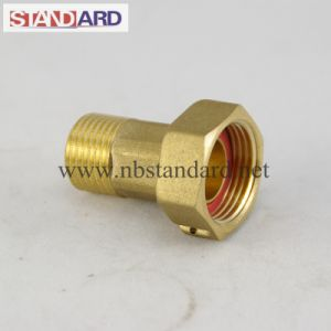 Brass Water Meter Fitting pictures & photos