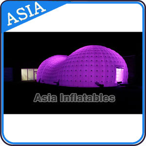 New Design Inflatable Dome Mobile Meeting Room pictures & photos