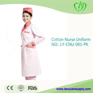 Hospital Uniforms/Doctor Unform for Female/Nurse Uniform Scrubs pictures & photos