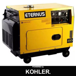 Stable 4-Stroke Generator Set (BM6500TE) pictures & photos