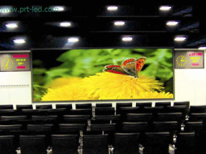 Cheap P10 Full Color LED Display for Indoor pictures & photos