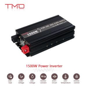 1500 Watt Pure Sine Wave Solar Power Inverter pictures & photos