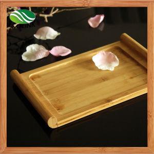 Nature Bamboo Tray/ Tea Tray/ Food Tray pictures & photos