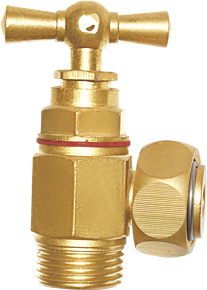 Brass Stop Valve for Water (a. 7017) pictures & photos