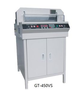 Electric Paper Cutting Machine (GT-450V+/GT-450VS/GT-450D) pictures & photos