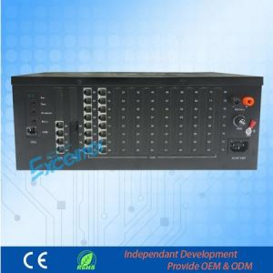 PBX Telephone Exchange System Tp848 for Hotel Switch Board pictures & photos