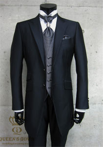 Groom Suit Wedding Dress Business Casual Career Interview Suits pictures & photos