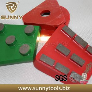 Sunny Brand Diamond Floor Grinding Plates (SYYH-077) pictures & photos