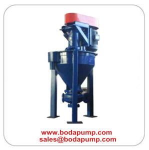 Vertical Industrial Durable Mining Froth Foam Pump pictures & photos