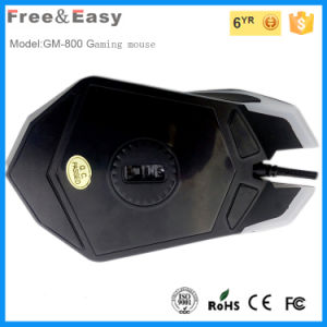 Factory Wholesale Hot Game 6D Optical Wireless Mouse pictures & photos