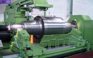 Hot Forging Output Pinion Shaft pictures & photos
