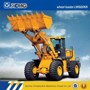 XCMG Official Lw600k\Lw600k-LNG\Lw600kn\Lw600g\Wl60gu 6ton Wheel Loader (more models for sale) pictures & photos