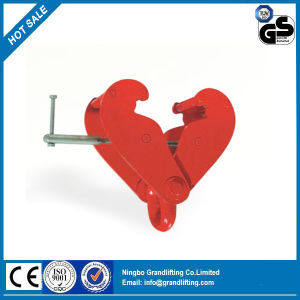 S Type Trolley Clamp for Hoist pictures & photos