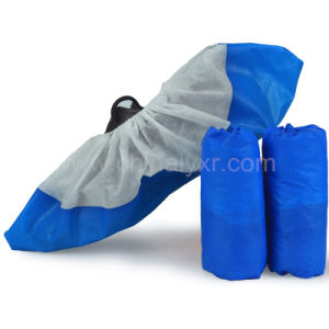 Non-Skid and Waterproof Disposable Shoe Cover pictures & photos