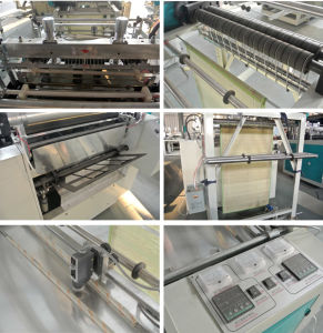 Automatic Heat-Sealing and Heat-Cutting T-Shirt Bag Making Machine pictures & photos