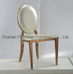Hot Sale Fashion Design Stainless Steel Dining Chair pictures & photos